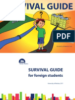 SURVIVAL GUIDE for Foreign Students