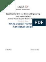 Final Design -Assignment III