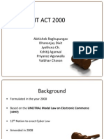 Group V2 - IT ACT 2000