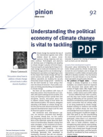 10. Diana Cammack - Understanding the Political Economy of Climate Change is Vital
