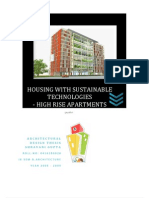 Thesis Report - Housing With Sustainable Technologies