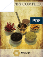 Brochures Spices