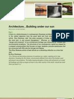 Guyana Architecture 2010
