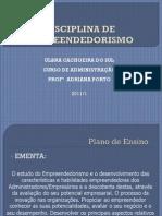EMP - Empreendedorismo 09mar11