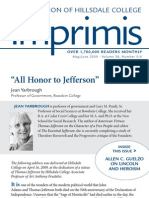 All Honor to Jefferson