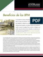 Beneficios de Las BPM