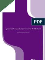 Apropriação Cidadã dos Telecentros de São Paulo - um estudo exploratório