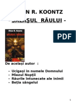 Koontz,R.dean - Salasul Raului - V.1.0