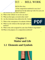 chapter 1 intro to chemistry