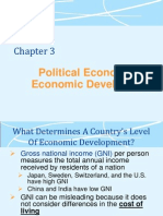2000 Chp 3 Political Economy and Development