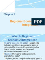 2000 Chp 9 Regional Economic Integration