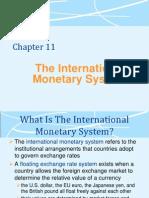 2000 Chp 11 Intl Monetary System