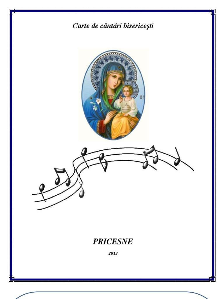 Download cantarile sfintei liturghii pdf
