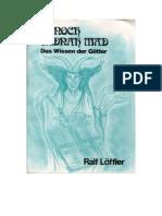 Ralf Löffler - Henoch Iadnah Mad, Das Wissen der Götter