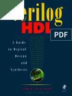 Verilog Digital Design Synthesis by Samir Palnitkar