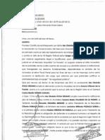Resolucion Judicial de La Parada