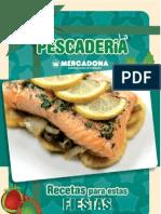 Recetas para las Fiestas - Pescadería Mercadona