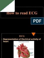 read ECG