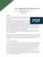 Imkerei - Langstroth Und Dadant