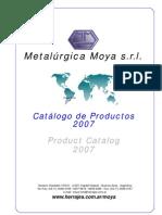 Catalogo Moya