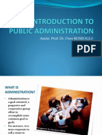 329256009 Week 1 Introduction to Public Administration