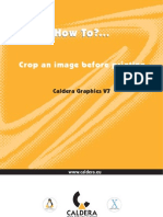 HowTo - Crop an Image Before Printing