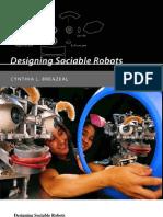 Designing Sociable Robots - Cynthia L Breazeal