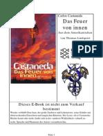 Castaneda, Carlos - Das Feuer Von Innen