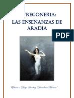 STREGONERIA,   Las enseñanzas de Aradia.