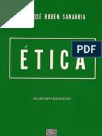 Jose Ruben Sanabria - Etica