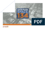 Space 134 Vision Plan 2013