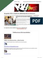 09-04-13 Respalda INEA cruzada de alfabetización en Guerrero - Ajuaa - Noticias Nacionales, Internacionales, Coahuila y mas.