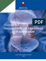 guia clinica depresión 2009