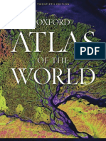 Oxford Atlas of the World, Twentieth Edition