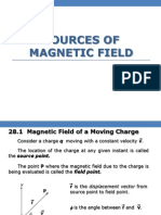 Lesson 2 Sources of Magnetic Fields