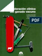 Exploración Clinica del Ganado Vacuno