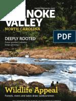 Livability Roanoke Valley, NC 2013