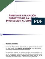 Consumidor y Proveedor - Derechos y Obligaciones