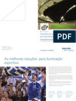 Philips Luminarias Esportivas