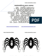 arañas-matematicas-sumas-nivel-inicial
