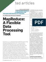 MapReduce - A Flexible DP Tool