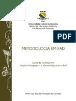 Livro Texto - Metodologia Em EaD - FINAL