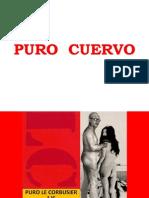 El Purismo y Le Corbusier