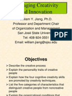 Creativity Innovation Process