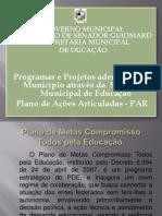 SLIDE-PAR- REUNIÃO 13.08.2013