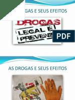 As Drogas e Seus Efeitos- Revisado