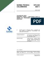 NTC-ISO5667-1