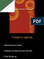 Meeting #5 Presentation Slides