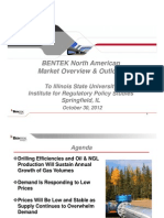 Bentek 2012 Shale Gas Outlook