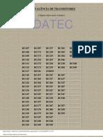 106573089 Equivalencia de Transistores 2
